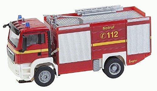 Faller 161599 MAN TGS TLF Feuerwehr mit Blinkelektronik