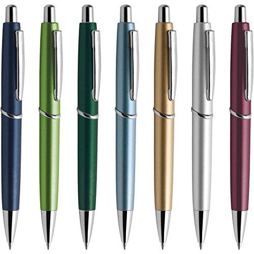 100 pezzi penne personalizzabili personalizzate con nome logo o slogan gadget promozionali - metalika pd203 - stampa 1 colore