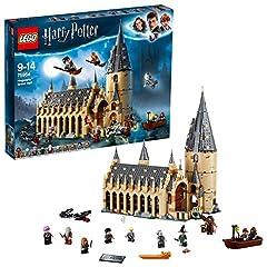 Idea Regalo - Harry Potter - La Sala Grande di Hogwarts, 75954