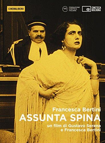 Assunta Spina. DVD. Con libro (Cinemalibero) por Francesca Bertini