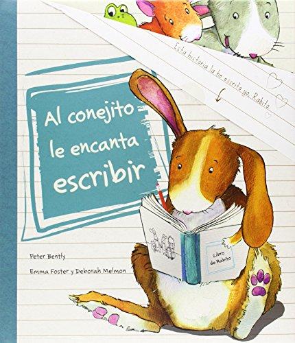 Al Conejito Le Encanta Escribir. Pic Book