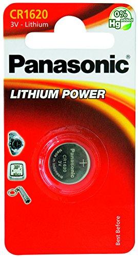Panasonic Lithium CR1620 (3 Volt)