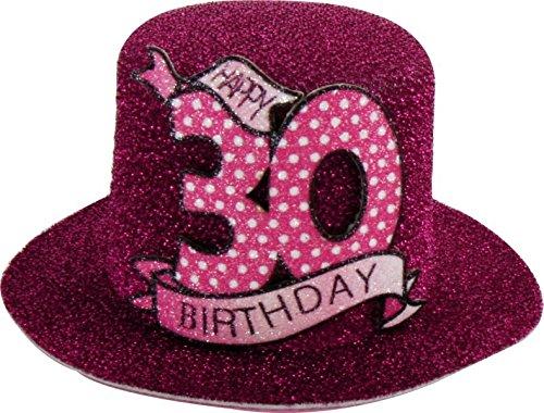 1STK. Sombrero fiesta cumpleaños 30años Fiesta