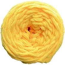 Verlike - Fil à tricoter épais pour bricolage, écharpe douce, pull,  serviette - f2053456925