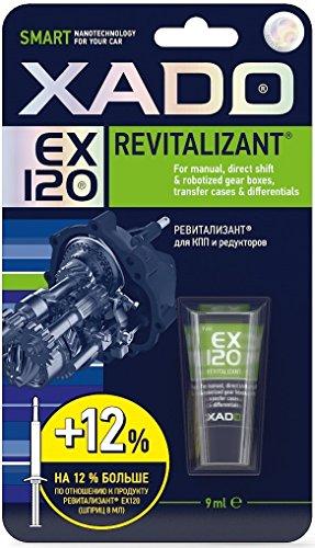 XADO EX120, additivo per cambio, riparazione differenz