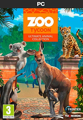 Zoo Tycoon Ultimate Animal Collection (PC) [ ]