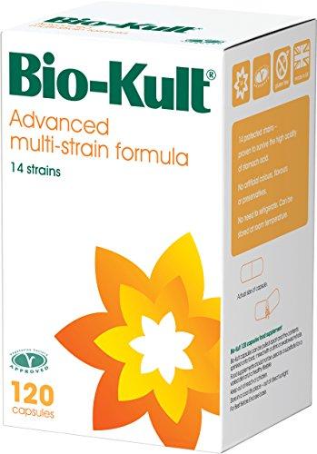 Bio-Kult Advanced Multi-Strain Formula - 120 Capsules Test