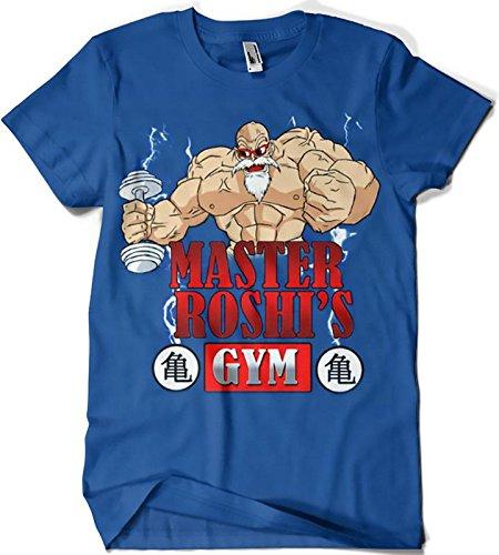 Camisetas La Colmena, 160-Camiseta Master Roshi Gym