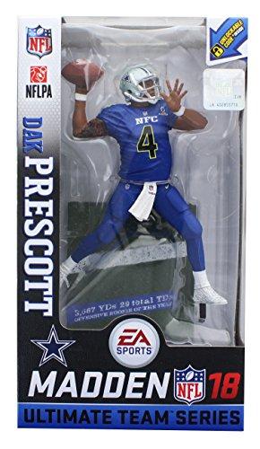 Preisvergleich Produktbild Dallas Cowboys NFL Madden 18 Series 2 Figure: Dak Prescott (Pro Bowl Chase)