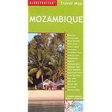 Mozambique (Globetrotter Travel Map)