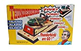 Vintage Gerry Andersons Thunderbirds - Thunderbird 2 Talking Alarm Clock. Released By Wesco in 1992 Brand New Shop Stock Room Find