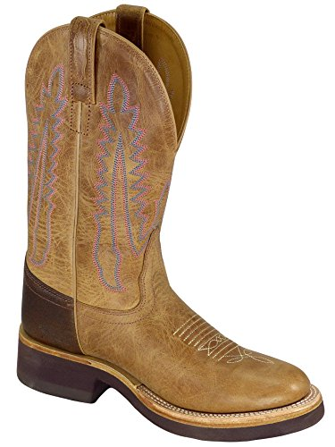 Old West Western Stiefel Boots Damen Reitstiefel Style 1639 (Old Western-cowboy-stiefel West)