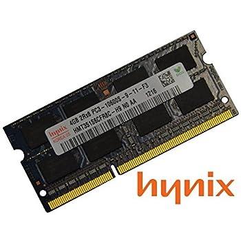 Hynix HMT351S6CFR8C-H9 - Memoria RAM de 4 GB DDR3 (1333MHz, PC3-10600S, CL9) [Importado]
