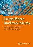 Energieeffizienz-Benchmark Industrie: Energiekennzahlen für kleinere und mittlere Unternehmen
