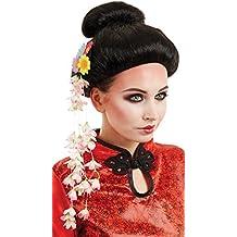 Disfraz Peluca Geisha