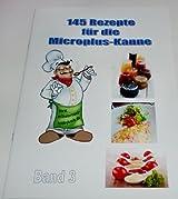 145 neue REZEPTE FÜR TUPPERWARE Microplus Kanne Microplus