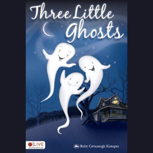 Three Little Ghosts  Audiolibri