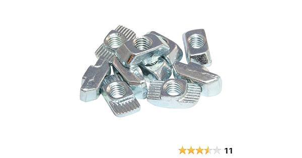 10x Hammer Nut Nut 8-type B-BAR 1,5 MM