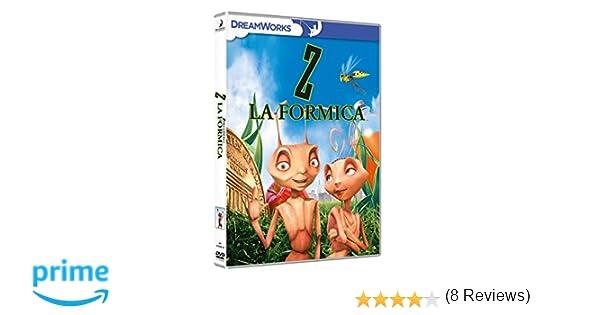 Z la formica dvd : amazon.it: z chip azteca weaver: film e tv