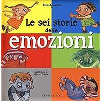 libro per bambini - le sei storie delle emozioni