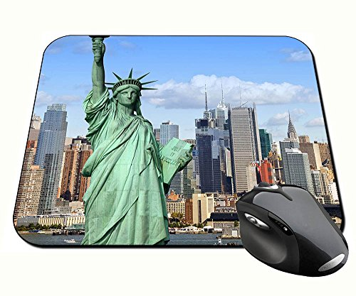 estatua-de-la-libertad-statue-of-liberty-nueva-york-new-york-city-ny-a-tappetino-per-mouse-mousepad-
