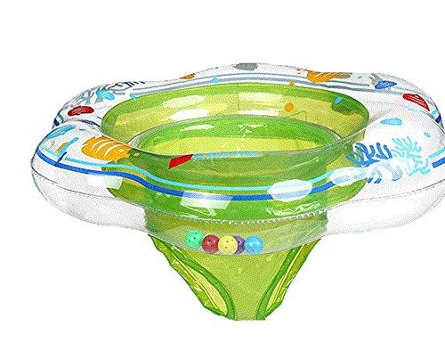 Uleade Baby Kleinkinder Schwimmreifen Schwimmsitz Schwimmhilfe Schwimmring Cartoon