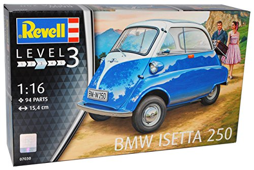 ta 250 Blau Weiss 1955-1962 07030 Bausatz Kit 1/16 1/18 Revell Modell Auto mit individiuellem Wunschkennzeichen ()