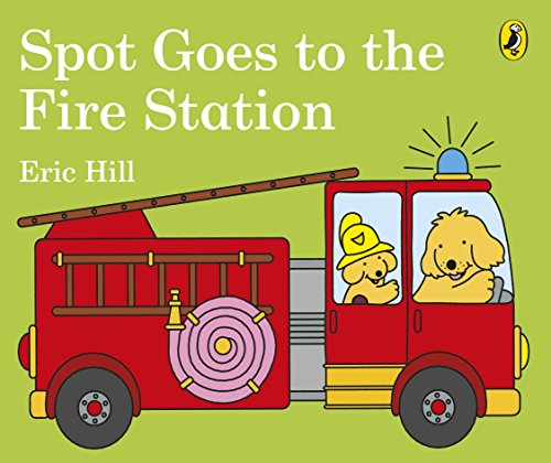 Spot Lift (Spot Goes to the Fire Station)
