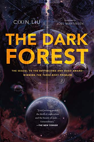 The Dark Forest (Three-Body Trilogy) por Cixin Liu