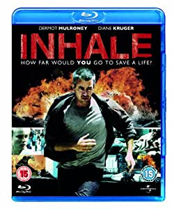 Inhale [Blu-ray]