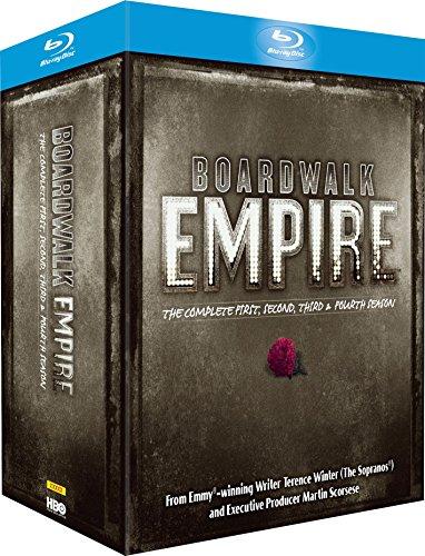Season 1-4 [Blu-ray]