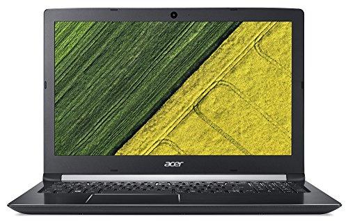Acer Aspire 5 A515 51G 54FD 396 cm 156 Zoll entire HD IPS matt multimedia Notebook Intel main i5 7200U GeForce MX150 8GB RAM 128GB SSD 1000GB HDD QWERTZ ac Wlan HDMI USB 31 Serviceklappe Win 10 schwarz Notebooks
