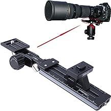 Apoyo cuello pie trípode anillo de montaje Base de soporte + soporte de placa de liberación rápida de cámara + teleobjetivo para Nikon AF-S 800mm f/5.6E FL ED VR, AF-S 600mm/500mm f/4E FL ED VR, AF-S 400mm f/2.8fl Ed Vr