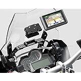 GPS Navi Soporte de Quick Lock BMW R 1200GS LC ABS 13–14vibración gedämpft