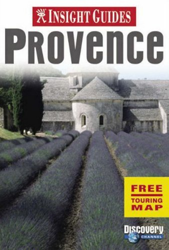 Provence Insight Regional Guide (Insight Guides)