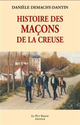 Histoire des maçons de la Creuse