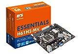 #9: ECS H61H2-MV Intel Motherboard