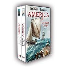 America : Coffret 2 volumes : Tome 1, La Treizième Colonie ; Tome 2, La Main Rouge