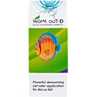 Aquatic Remedies Worm Out-D 60ml - Discus Deworming Formula