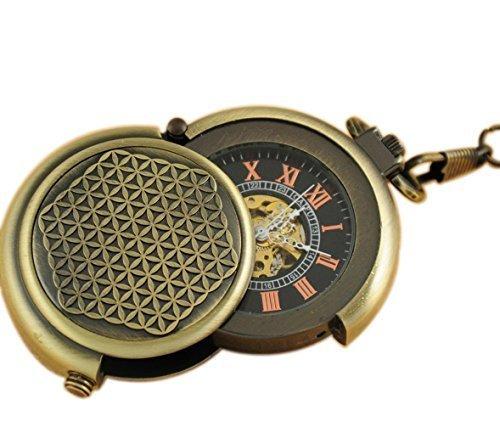 vigoroso-mens-retro-archaize-bronze-unique-hide-carved-steampunk-free-chain-mechanical-pocket-watch