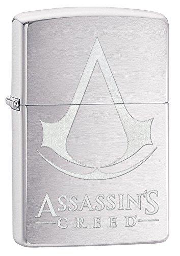 Assassin's Creed – Zippo mit Logo und Schriftzug – 60003194