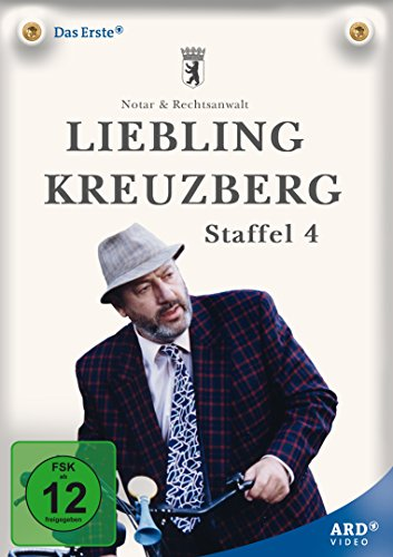 Staffel 4 (4 DVDs)