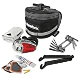 Reebok Starter Bike Accessory Pack - Grey
