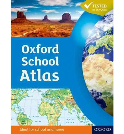 [(Oxford School Atlas)] [ By (author) Patrick Wiegand ] [May, 2012]