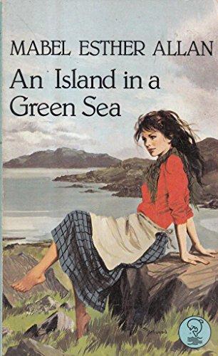 An island in a green sea