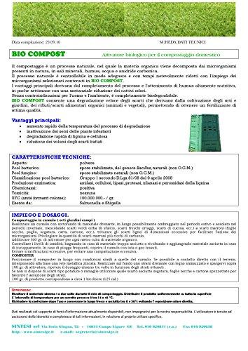 Zoom IMG-2 bio compost gr 800 attivatore