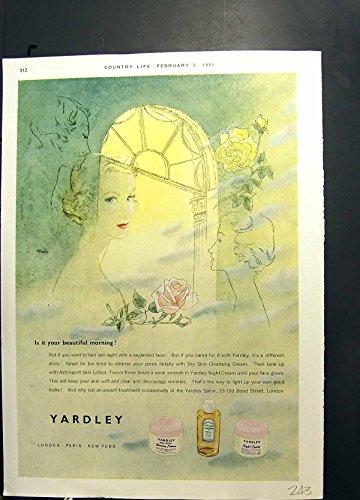 antiker-druck-von-yardley-reinigungs-creme-haut-lotions-nachtcreme-1951