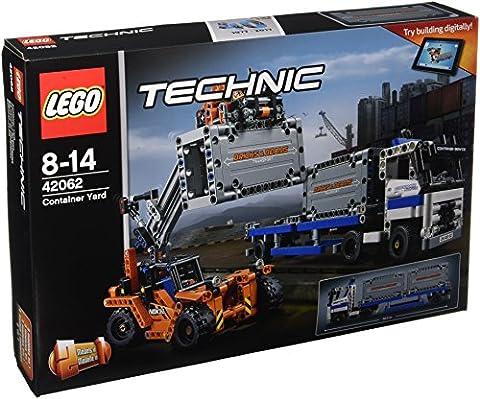 LEGO Technic 42062 - Container-Transport