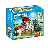 Playmobil Country 6929 - Area di Cura dei Cavalli con Pompa d'Acqua Funzionante, dai 4 anni