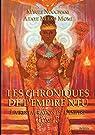 Les choniques de l'empire Ntu, tome 3 : La restauration de l'empire par M'Buze